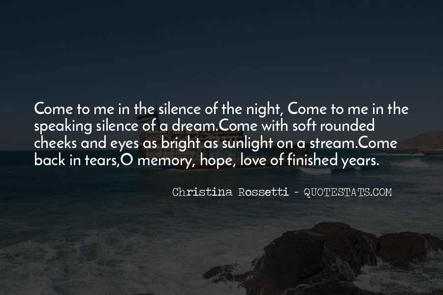 Quotes About Speaking And Silence #389517
