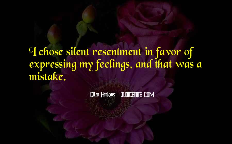 Quotes About Expressing Your Feelings #1215668