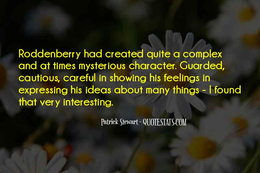 Quotes About Expressing Your Feelings #1849188