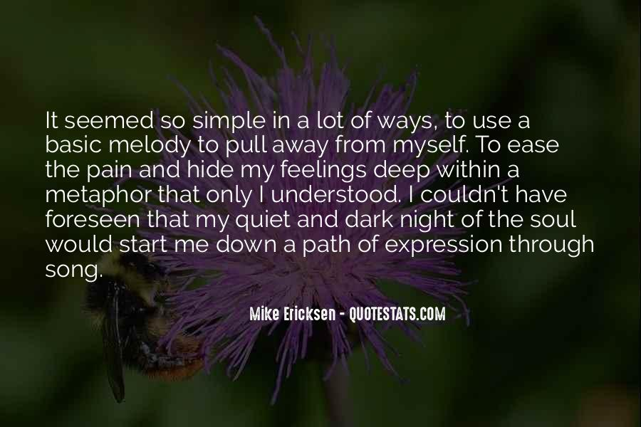 Quotes About Expressing Your Feelings #978583