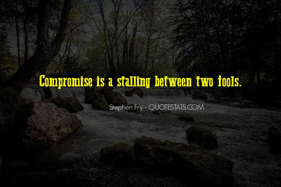 Quotes About Stalling #1431698