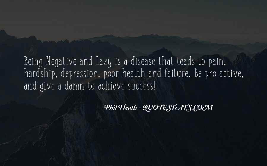 Quotes About How Failure Leads To Success #1666271