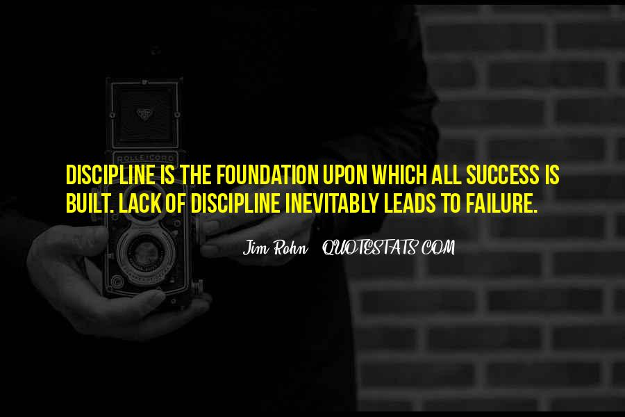 Quotes About How Failure Leads To Success #713568