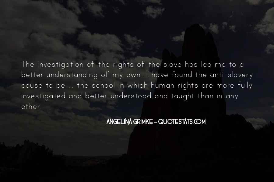 Quotes About The Human Rights #111560