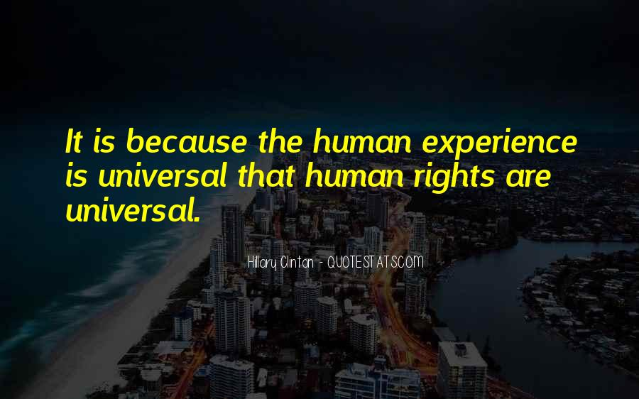 Quotes About The Human Rights #11501