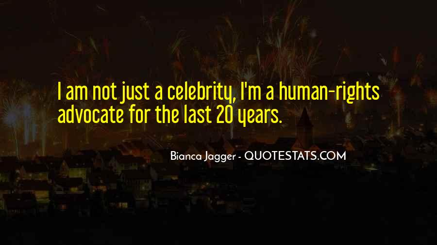 Quotes About The Human Rights #131405