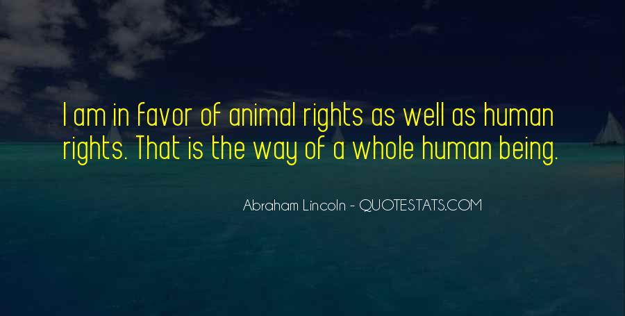 Quotes About The Human Rights #13145