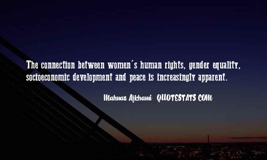 Quotes About The Human Rights #159622