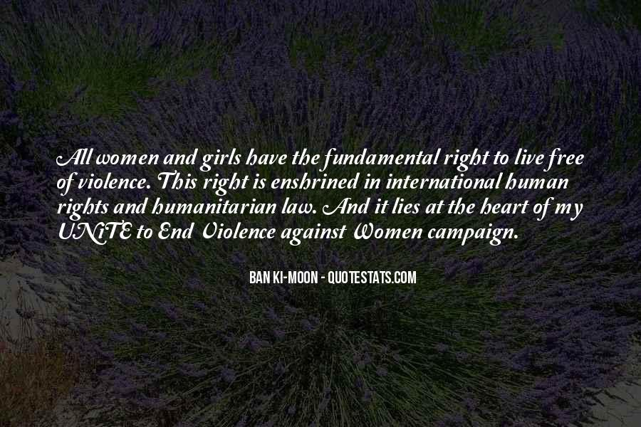 Quotes About The Human Rights #162832