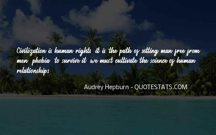 Quotes About The Human Rights #175808