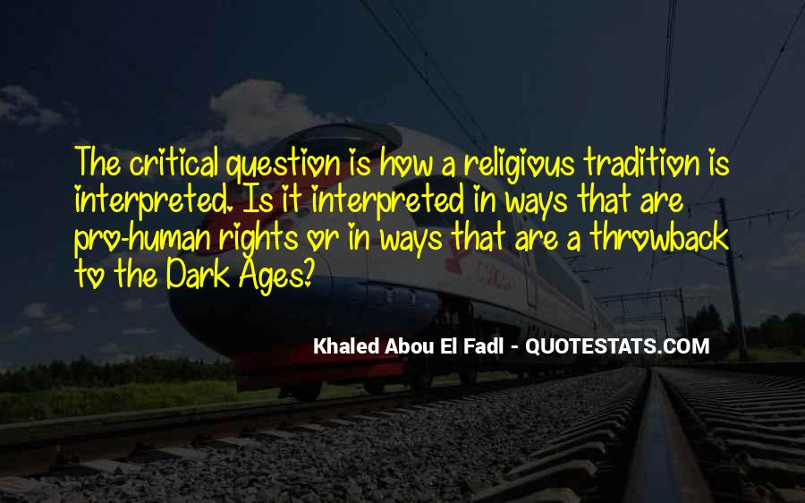 Quotes About The Human Rights #191663