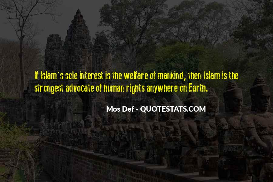 Quotes About The Human Rights #22529
