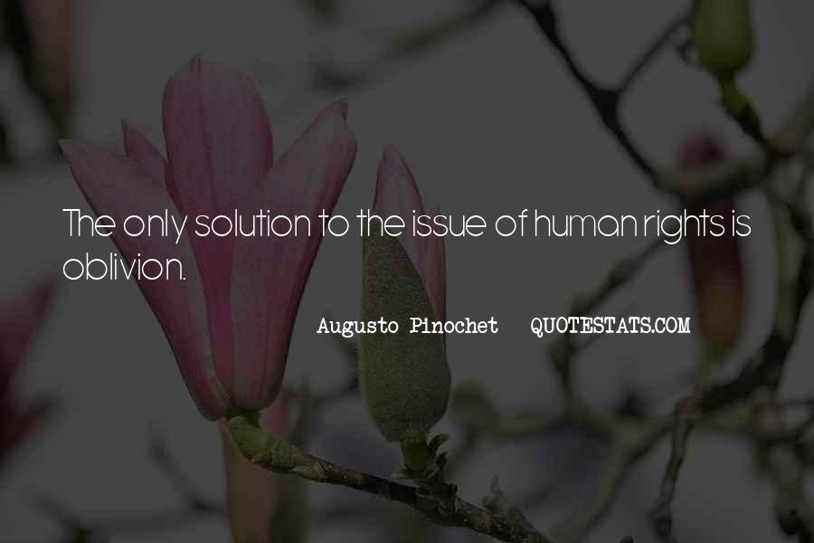 Quotes About The Human Rights #23514