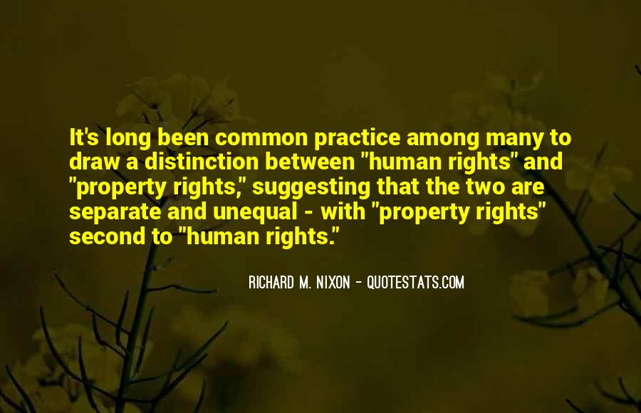 Quotes About The Human Rights #25183