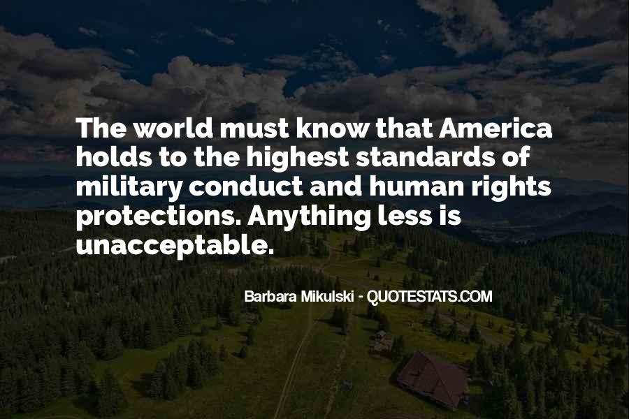 Quotes About The Human Rights #26486