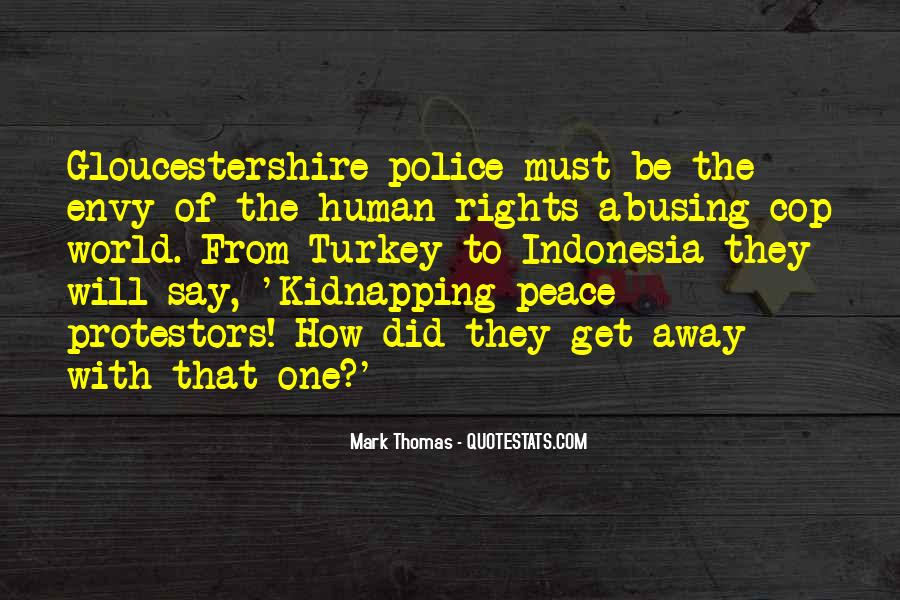 Quotes About The Human Rights #50631