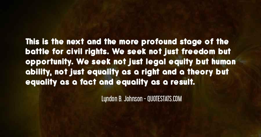 Quotes About The Human Rights #53028