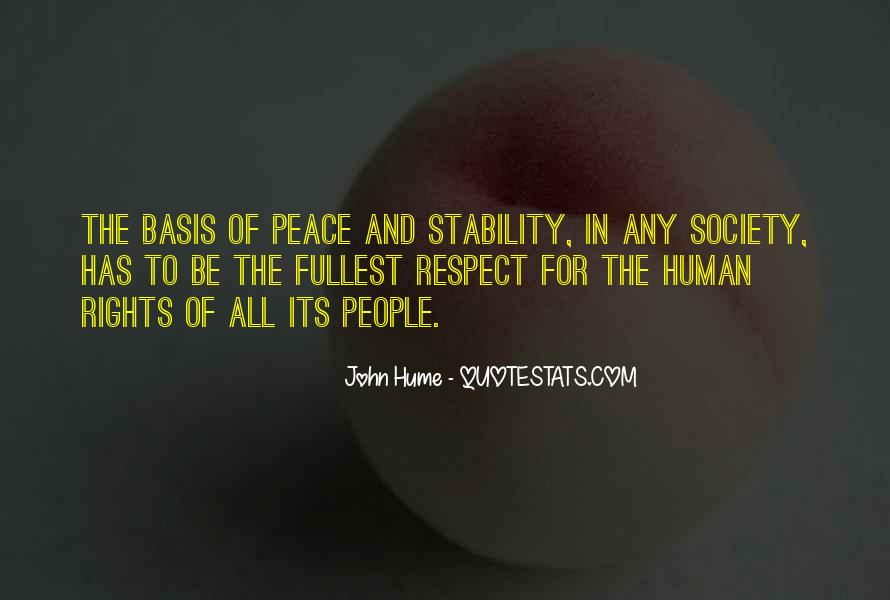 Quotes About The Human Rights #80055