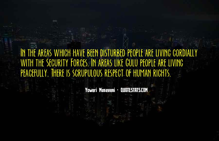 Quotes About The Human Rights #99979