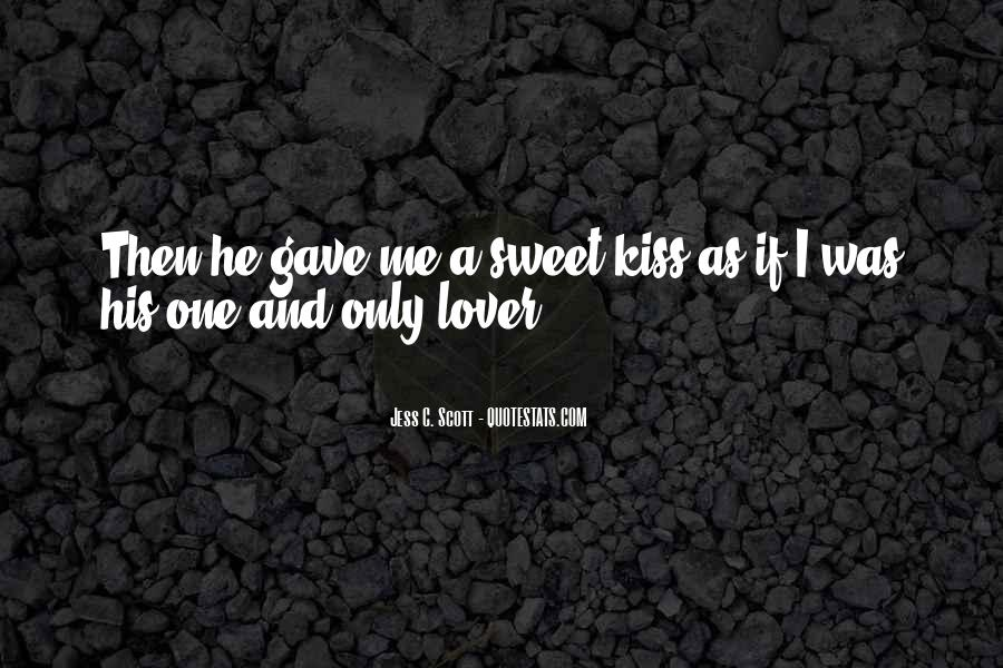 Quotes About Lovers To Friends #881365