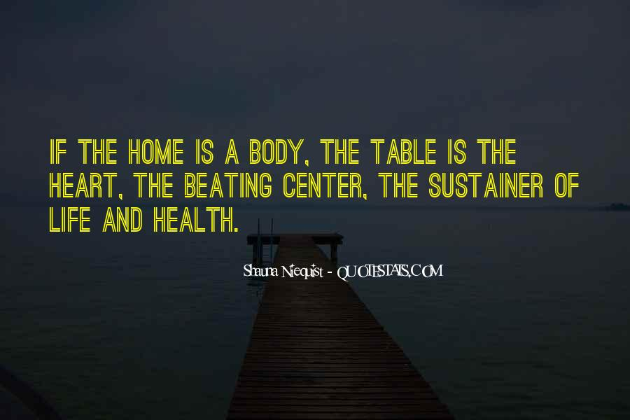 Quotes About The Heart Health #1352542