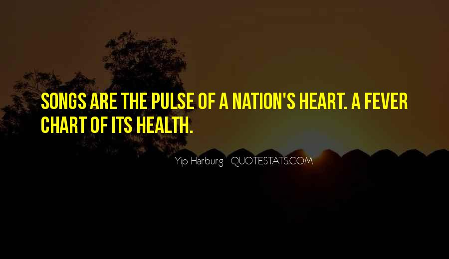 Quotes About The Heart Health #161890