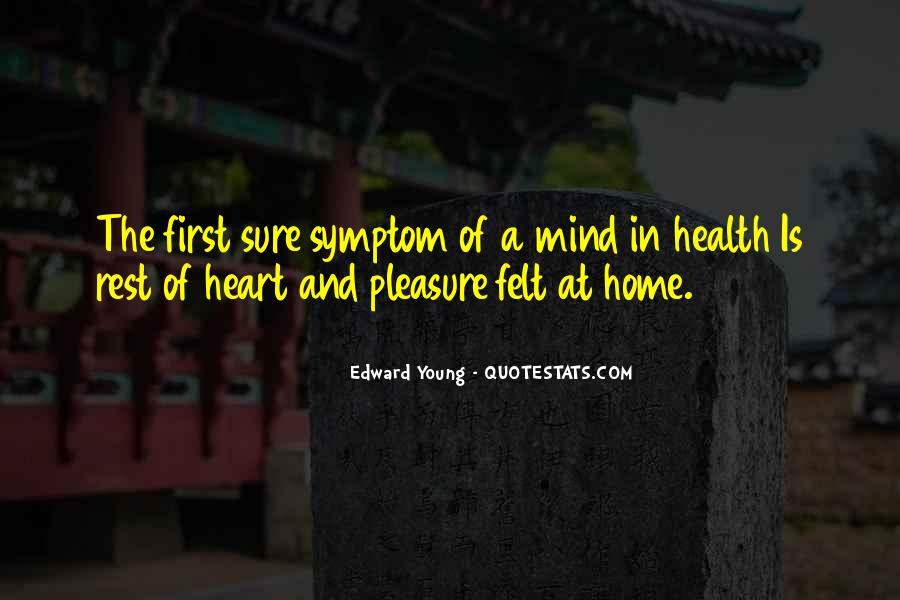 Quotes About The Heart Health #1763188