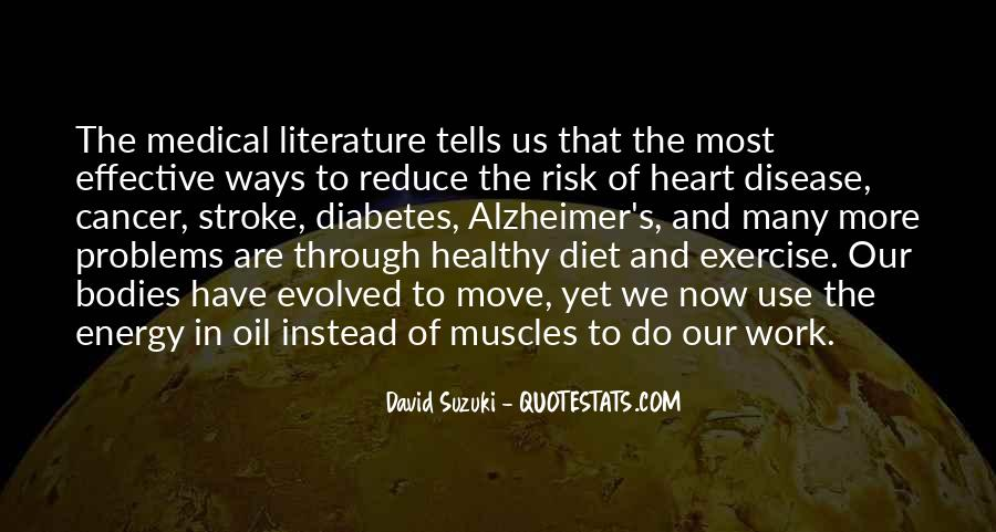 Quotes About The Heart Health #191501