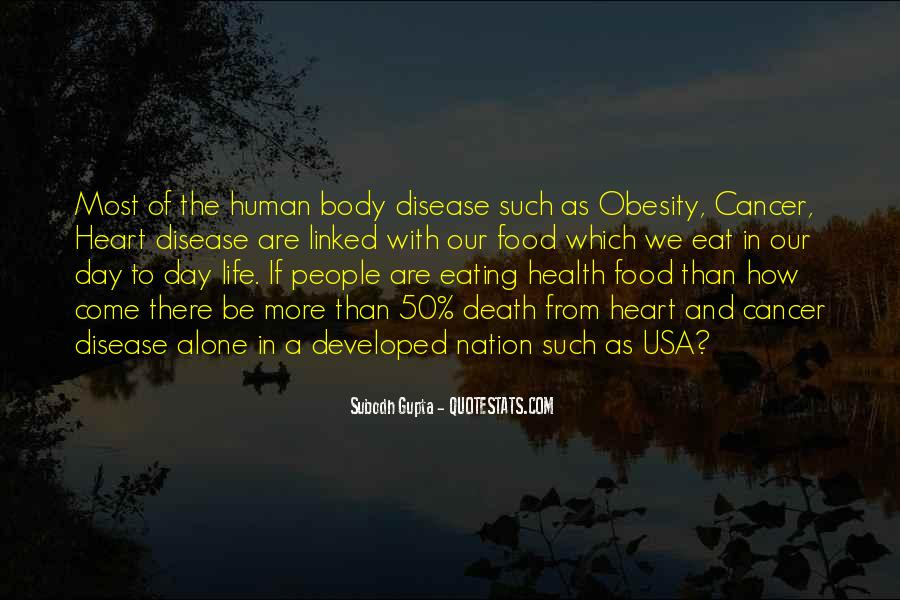 Quotes About The Heart Health #336046