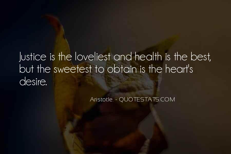 Quotes About The Heart Health #431655