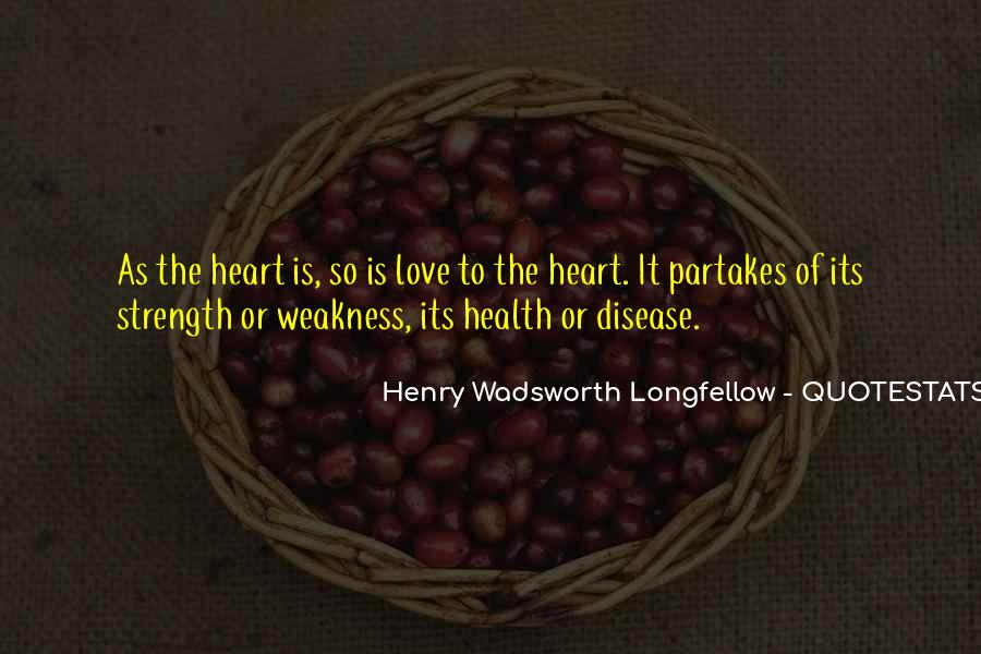 Quotes About The Heart Health #73020