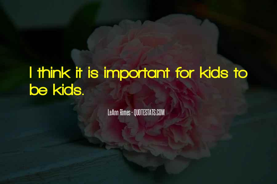 Quotes About Being Important To Others #2780