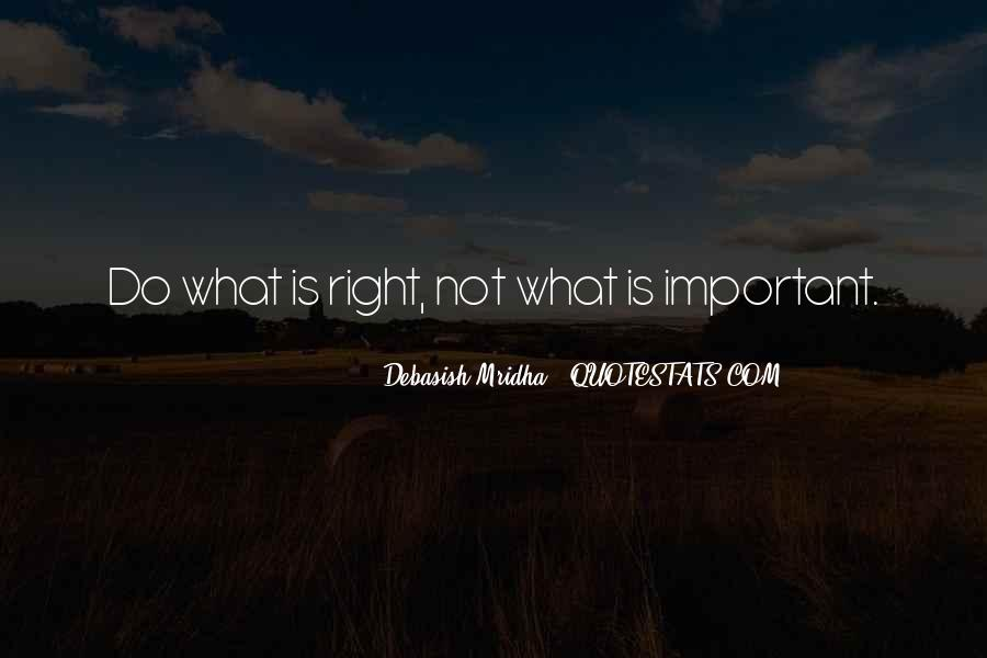 Quotes About Being Important To Others #5469