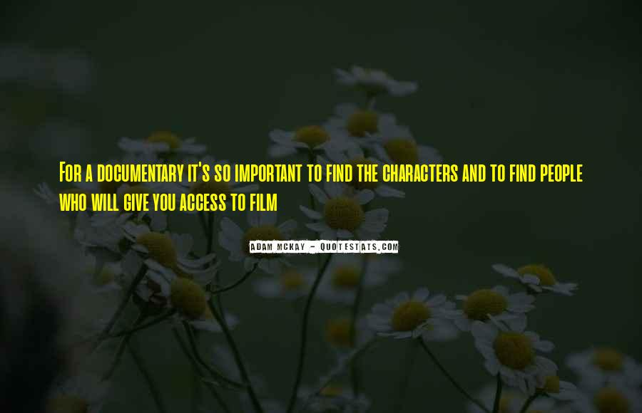 Quotes About Being Important To Others #6064
