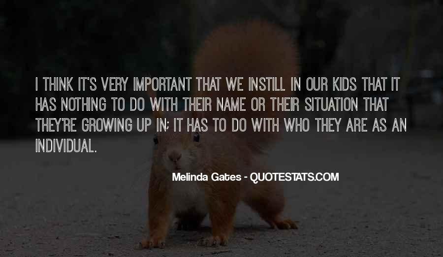 Quotes About Being Important To Others #6973
