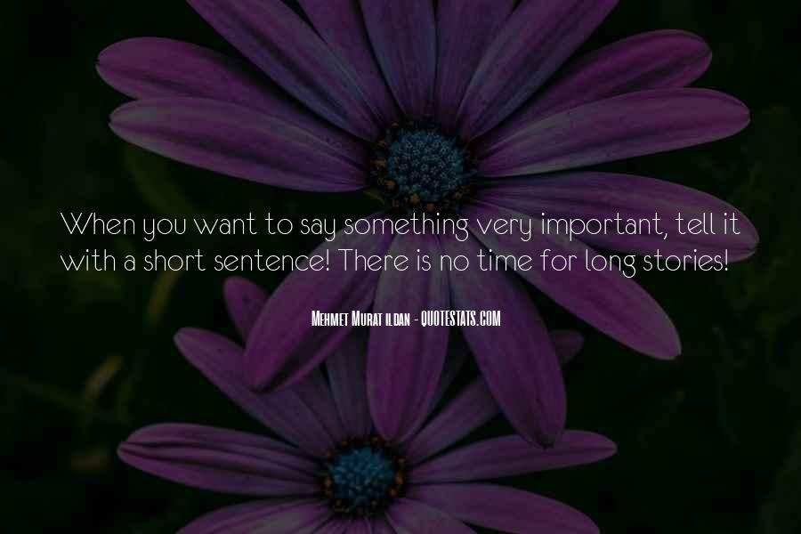 Quotes About Being Important To Others #7221