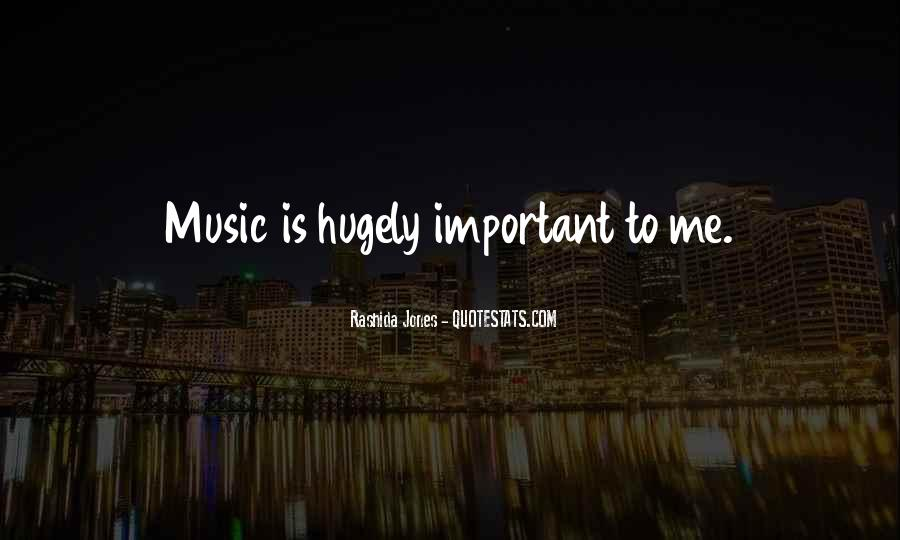Quotes About Being Important To Others #7581