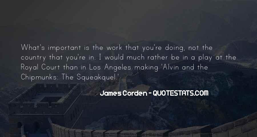 Quotes About Being Important To Others #7641