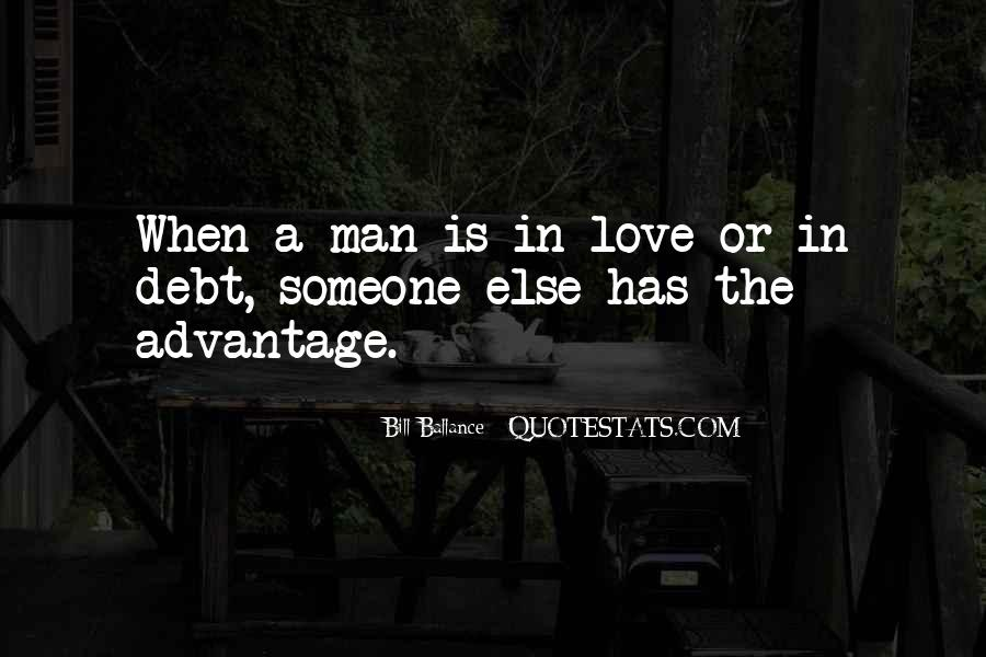 Quotes About Owing Someone #1659047