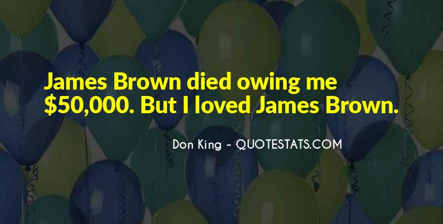 Quotes About Owing Someone #64058