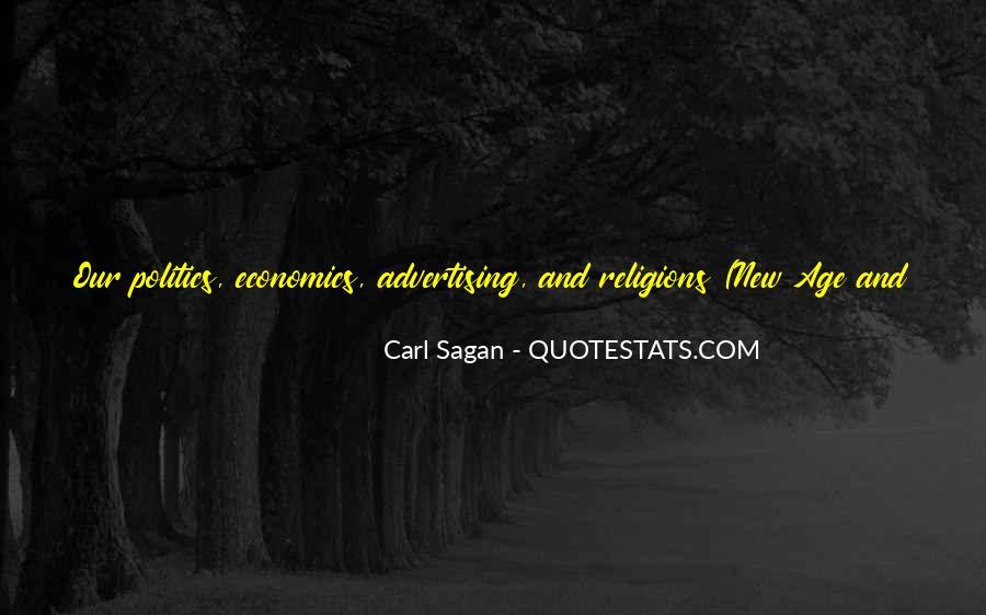 Quotes About Economics And Politics #1212650