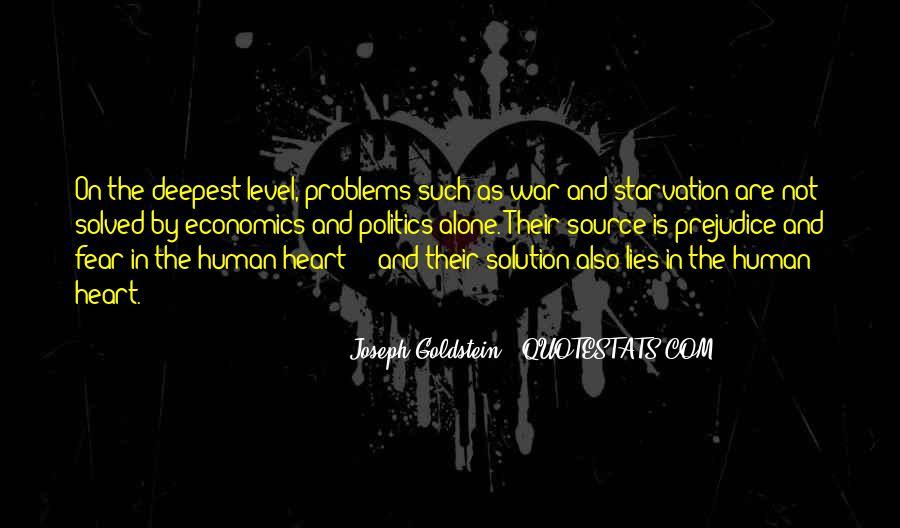 Quotes About Economics And Politics #1266278