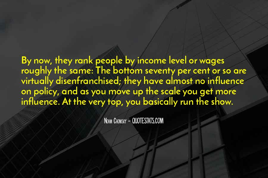 Quotes About Economics And Politics #1469550