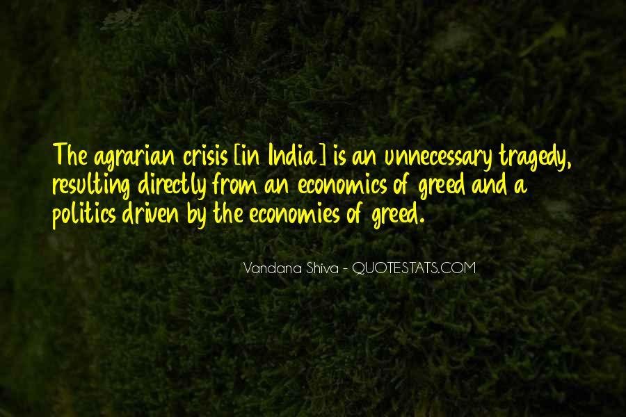 Quotes About Economics And Politics #1519812