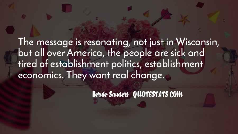 Quotes About Economics And Politics #1622151