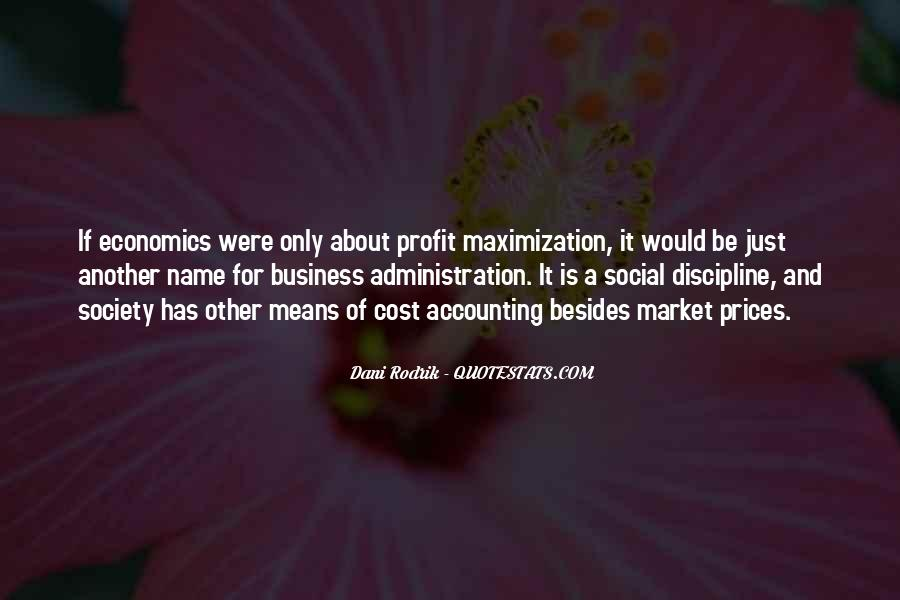 Quotes About Economics And Politics #265687