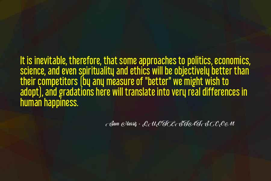 Quotes About Economics And Politics #587972