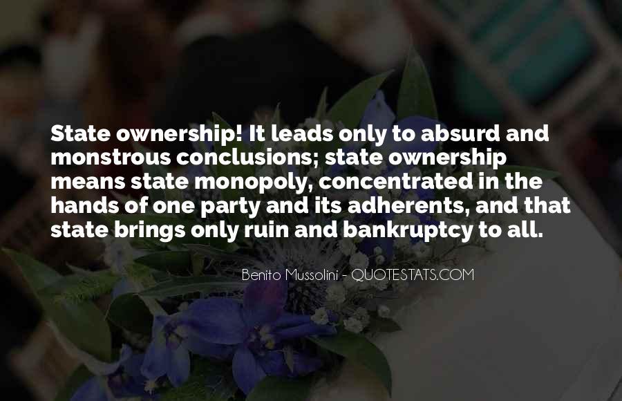 Quotes About Economics And Politics #610245