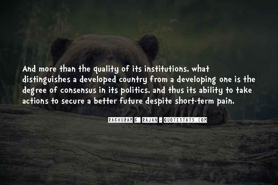 Quotes About Economics And Politics #908889