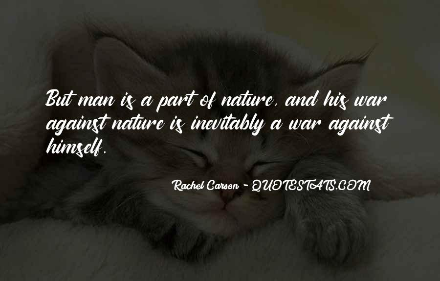 Quotes About War Against War #126704